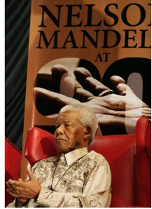Mr Nelson Mandela will turn 90 on July 18, 2008