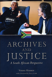 Archives & Justice - A South African Perspective