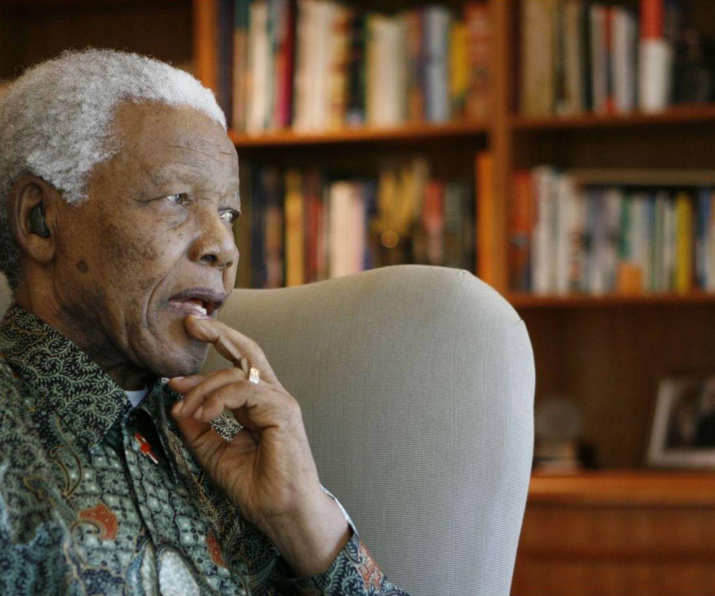 Biography Of Nelson Mandela Nelson Mandela Foundation
