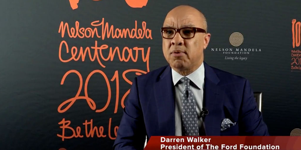 Darren Walker Video Bg