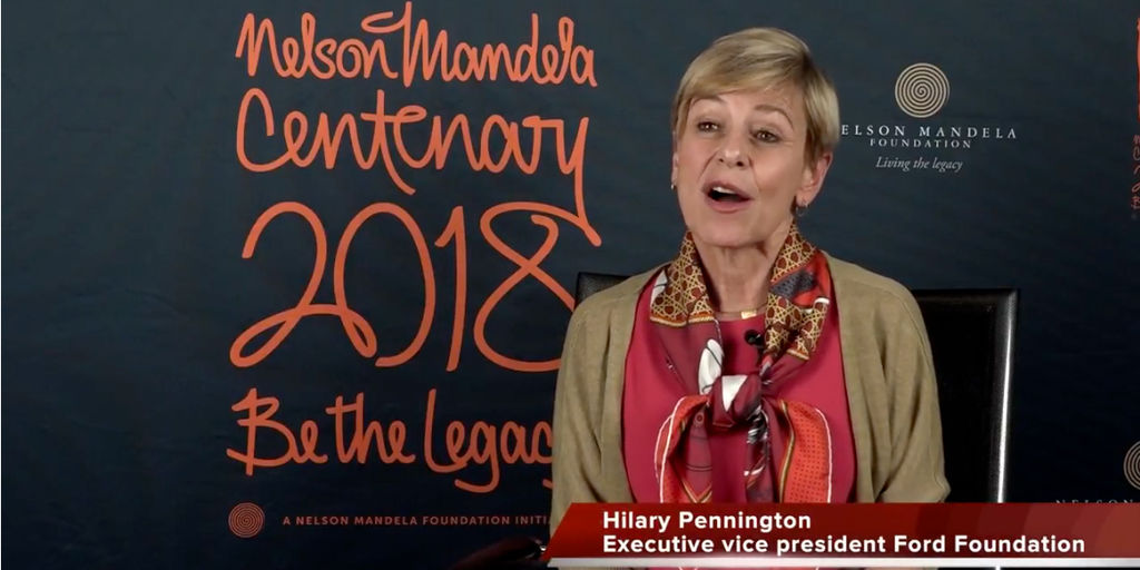 Hilary Pennington Video Bg
