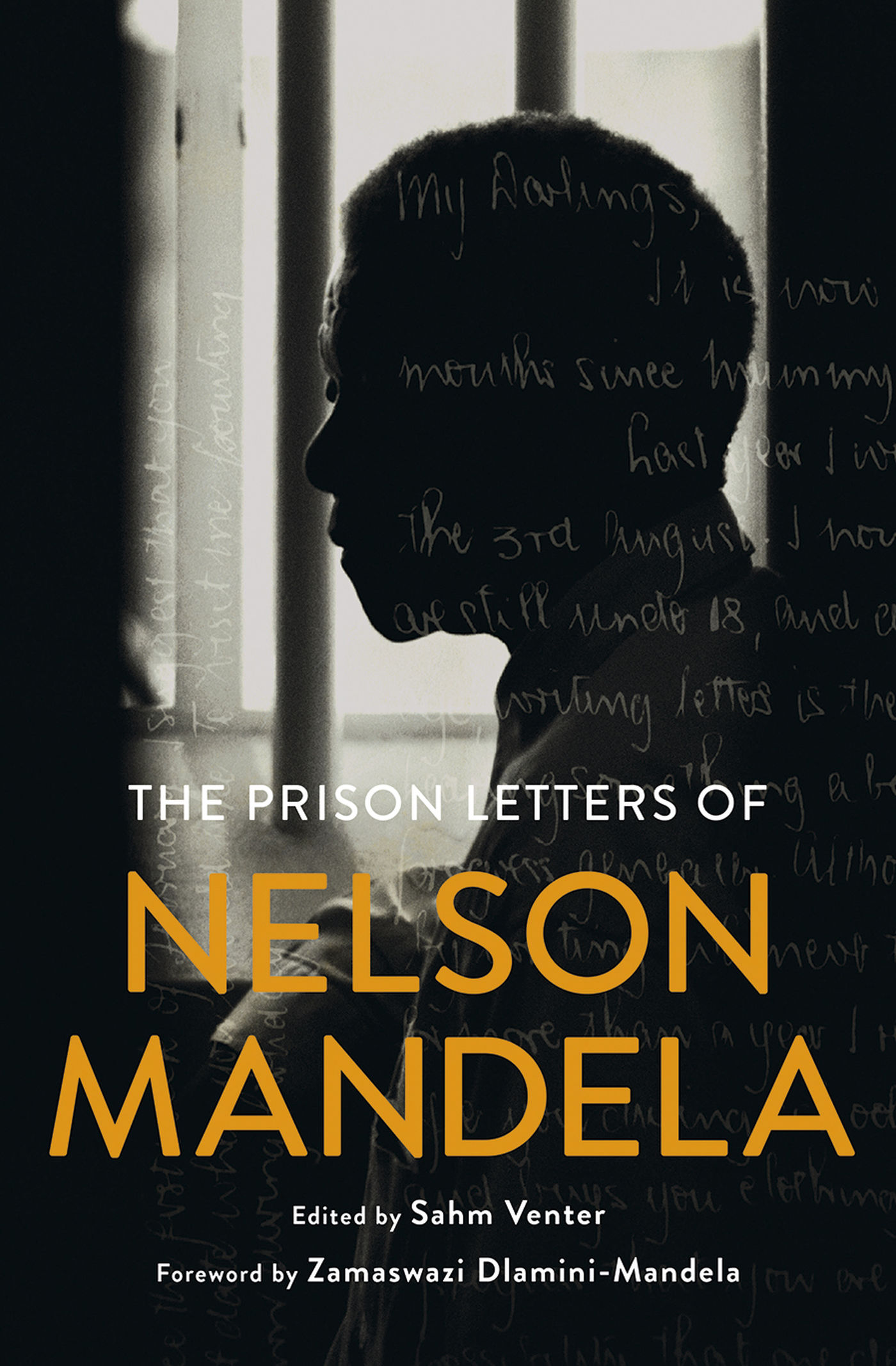 Prison Letters Cover South Africa