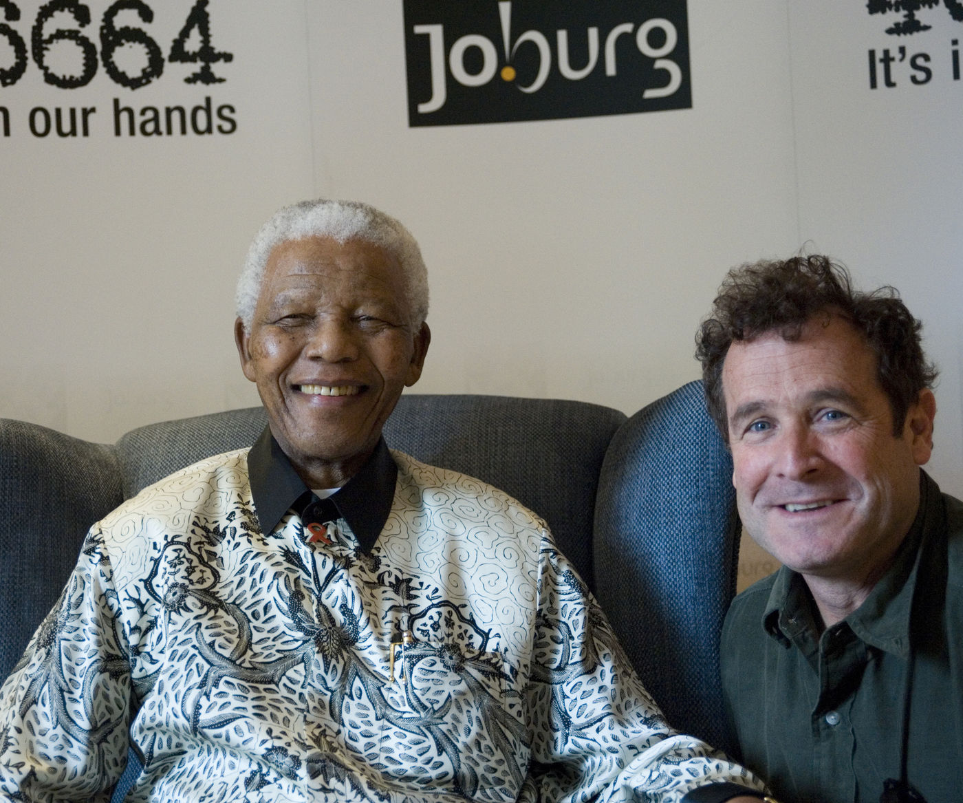 Mandela Johnny Clegg Edited