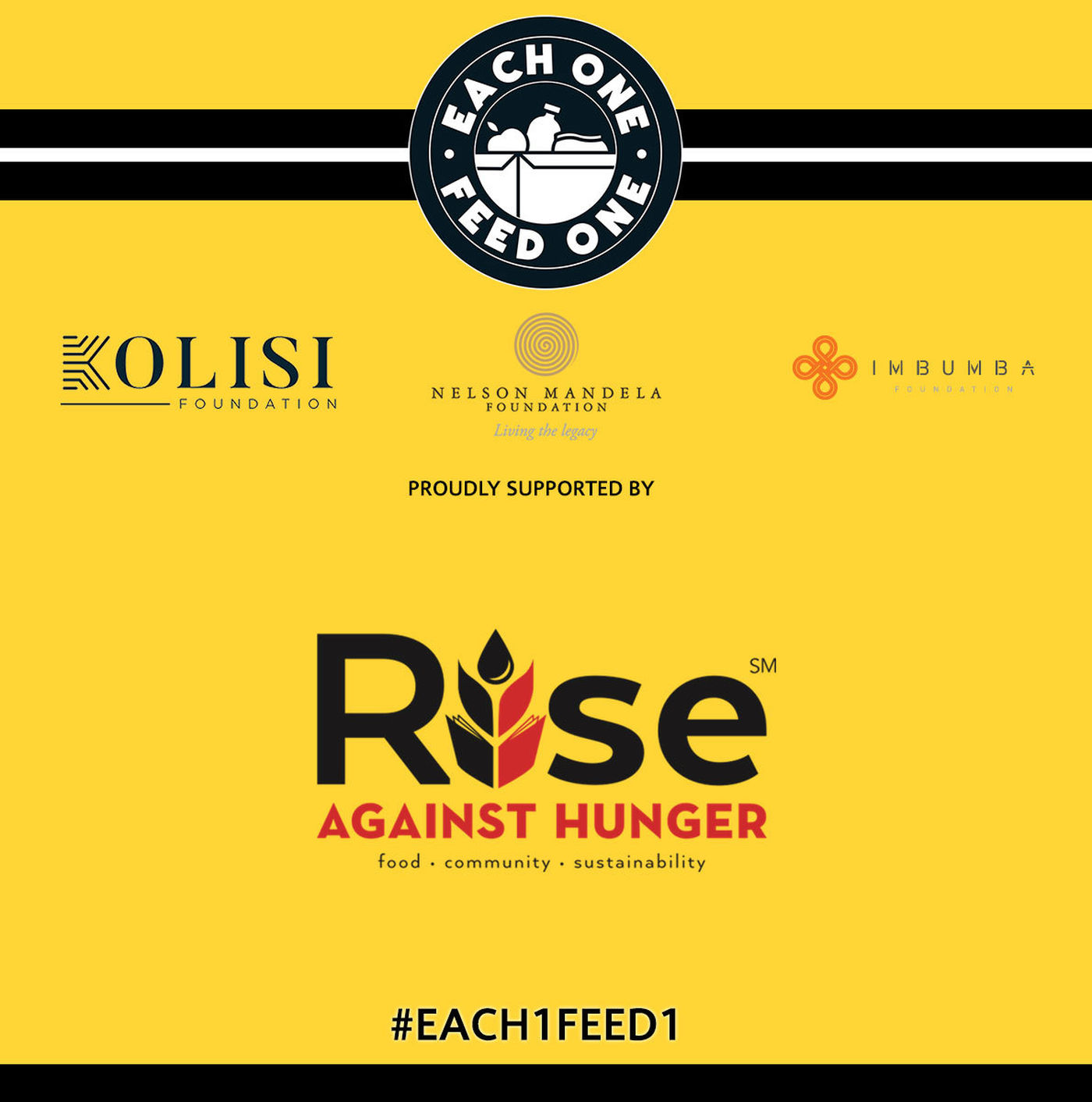 Thank You Rise Against Hunger