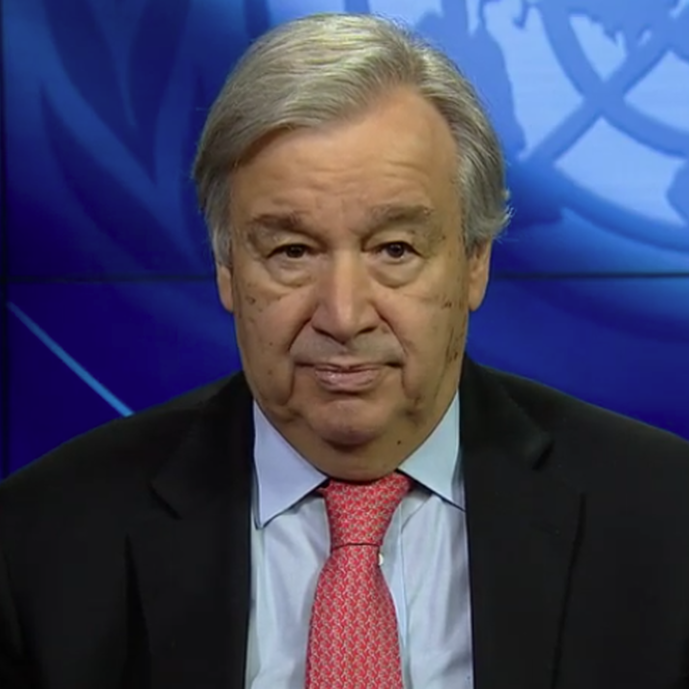 Guterres Video Overlay