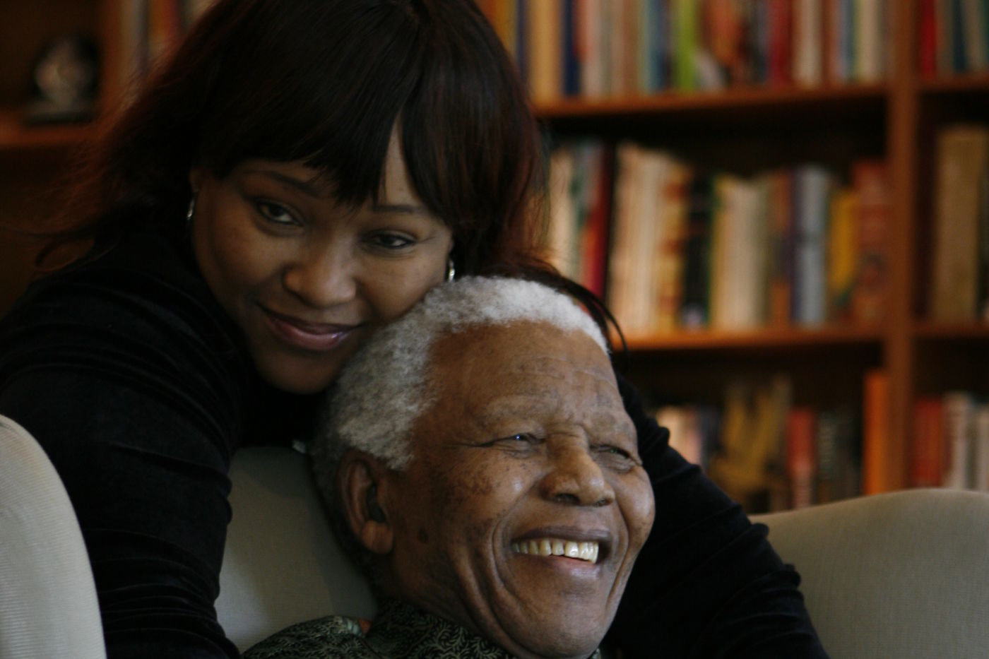 Zindzi Mandela Post 1999 Nelson Mandela Foundation