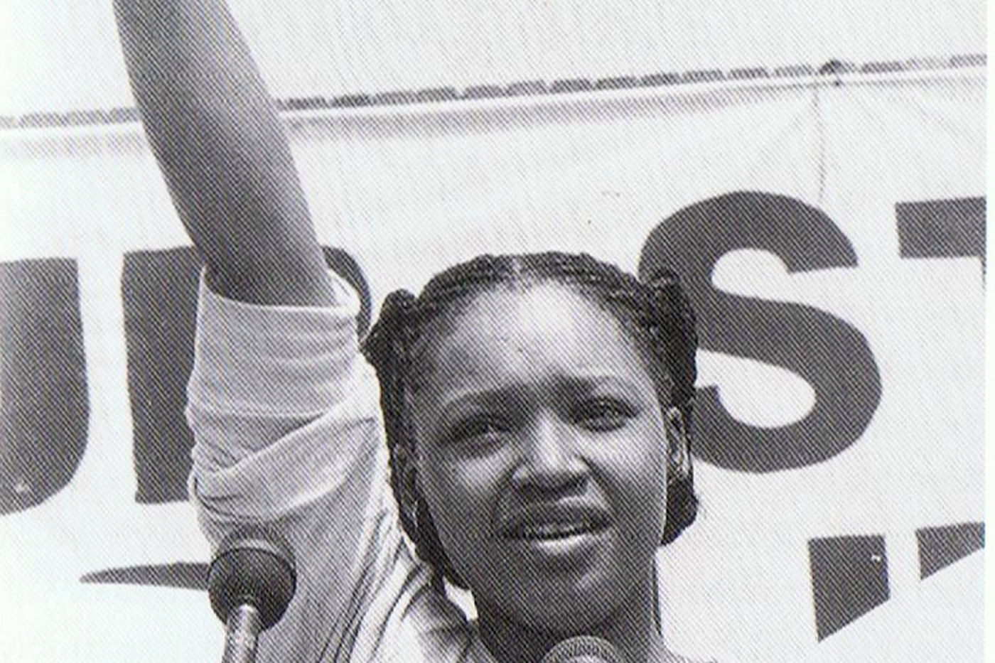 Zindzi Mandela 1985 No Conditional Release Soweto