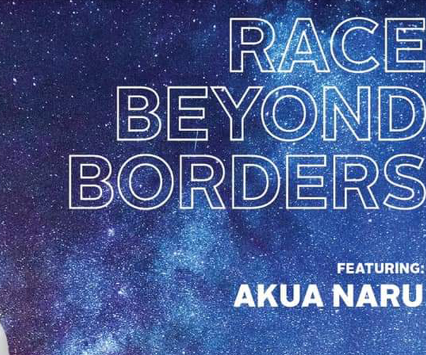 Race Beyond Borders Banner