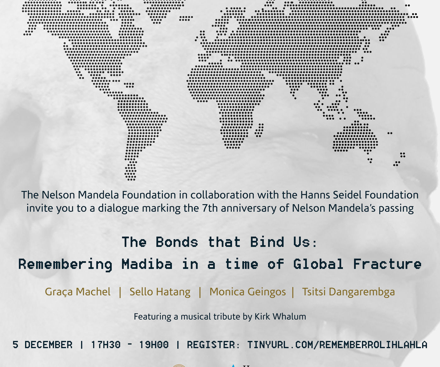 The Bonds That Bind Us dialogue invitation