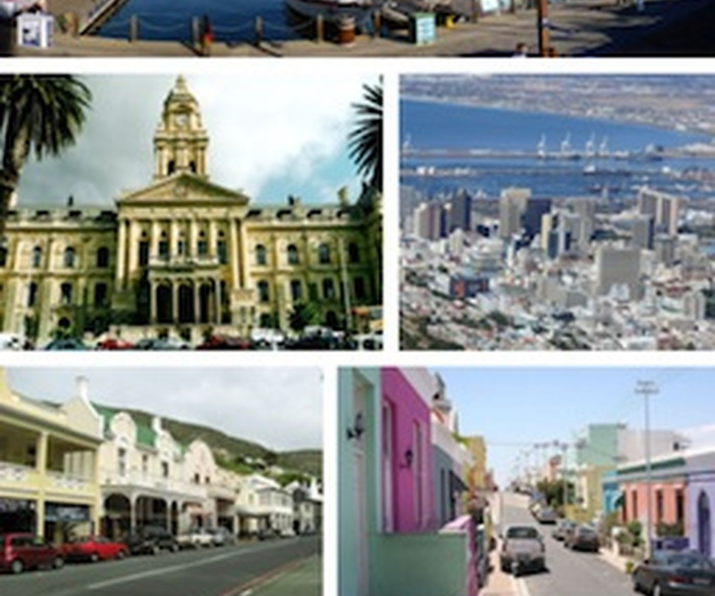 Cape  Town  Montage Used