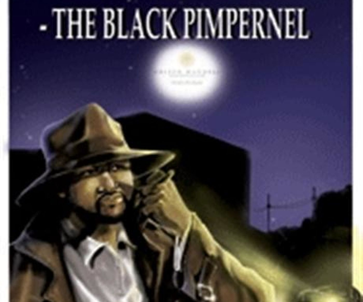 Comics3  The Black Pimpernel Medium