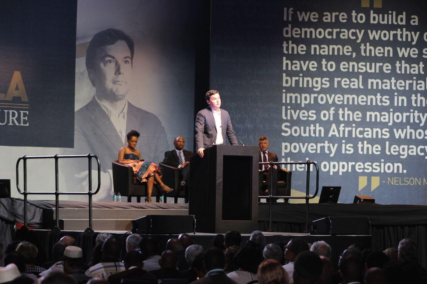 Transcript Of Nelson Mandela Annual Lecture 2015 Nelson Mandela