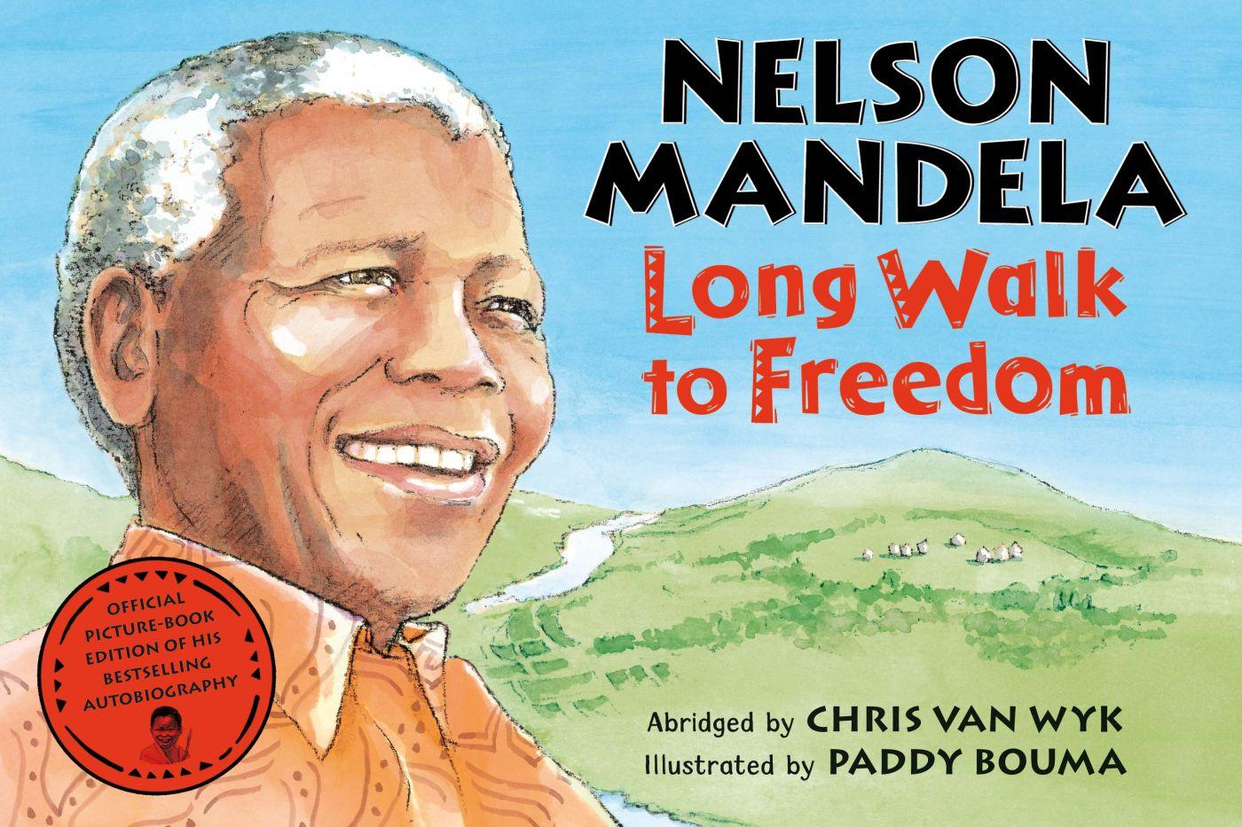 Long Walk to Freedom: children's edition – Nelson Mandela Foundation