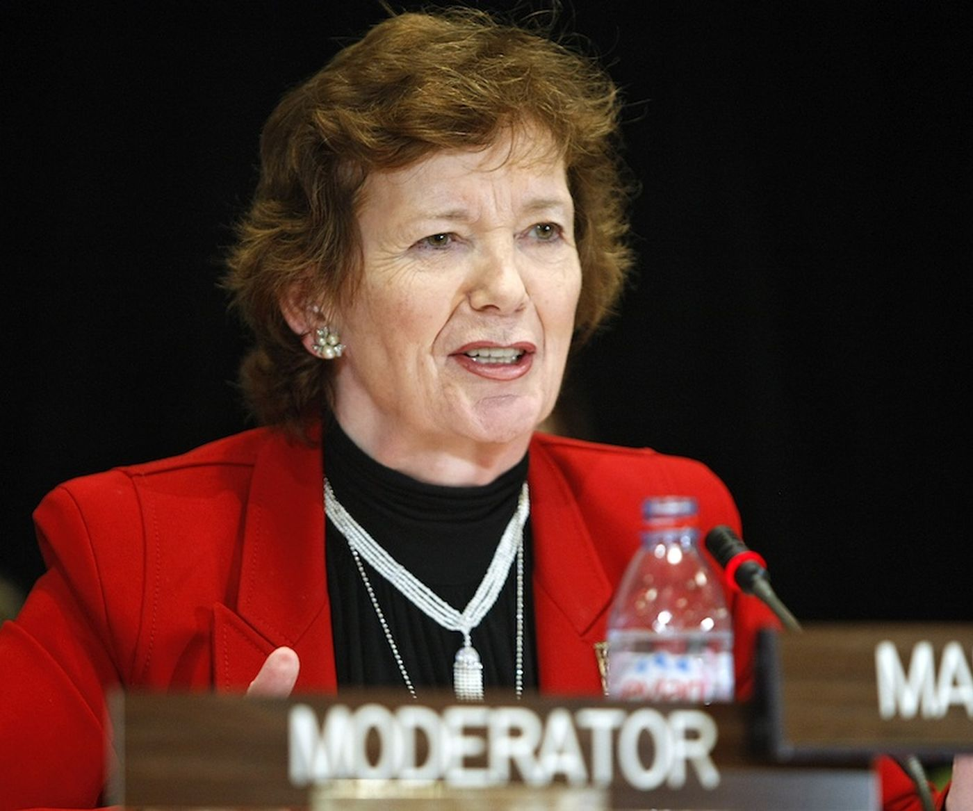 Mary  Robinson Credit  Un