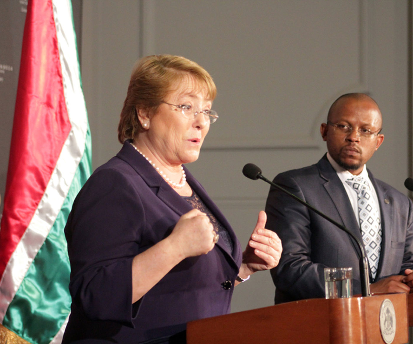 Michelle  Bachelet Feature Image
