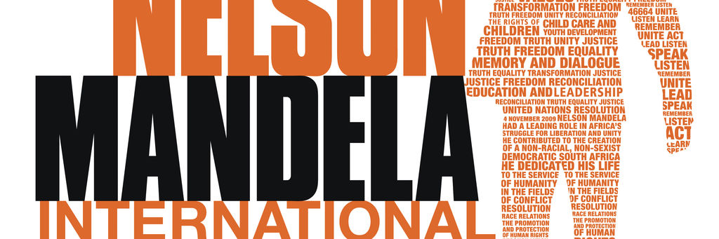 Nmf  Mandela Day  Logo  Int  Slogan  Colour