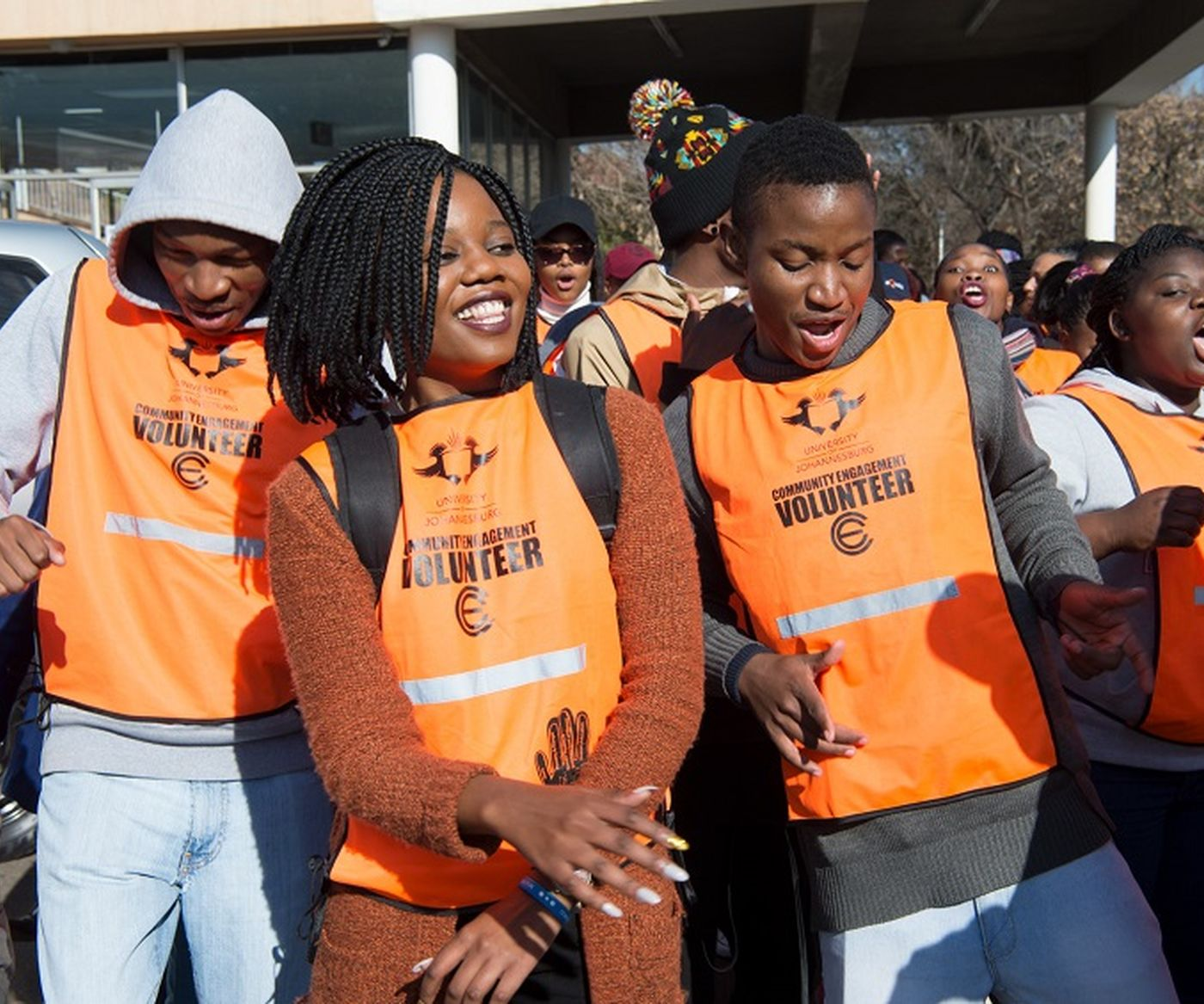 Mandela Day Uj