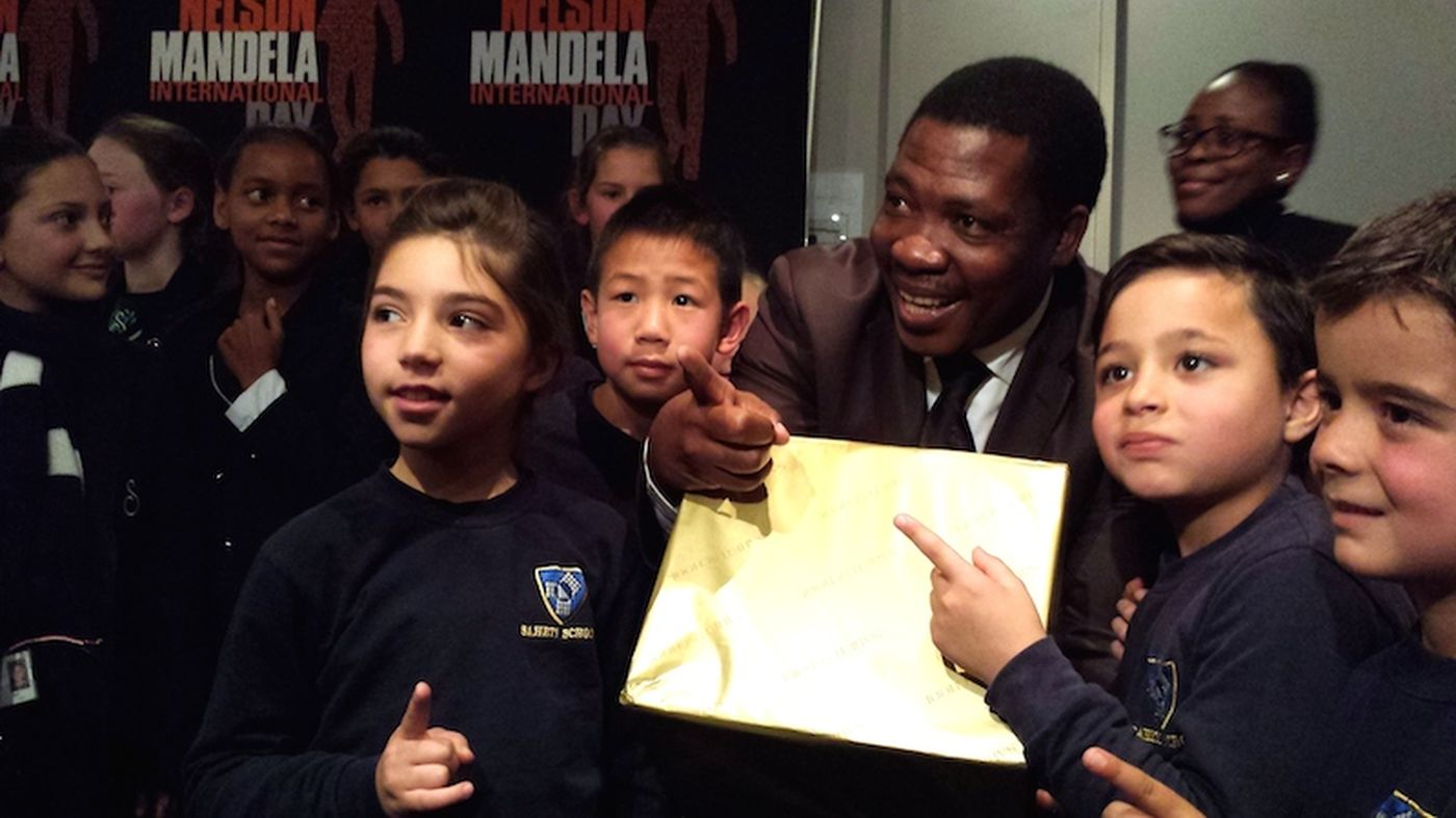 New Mandela Day initiative recognises the power of reading