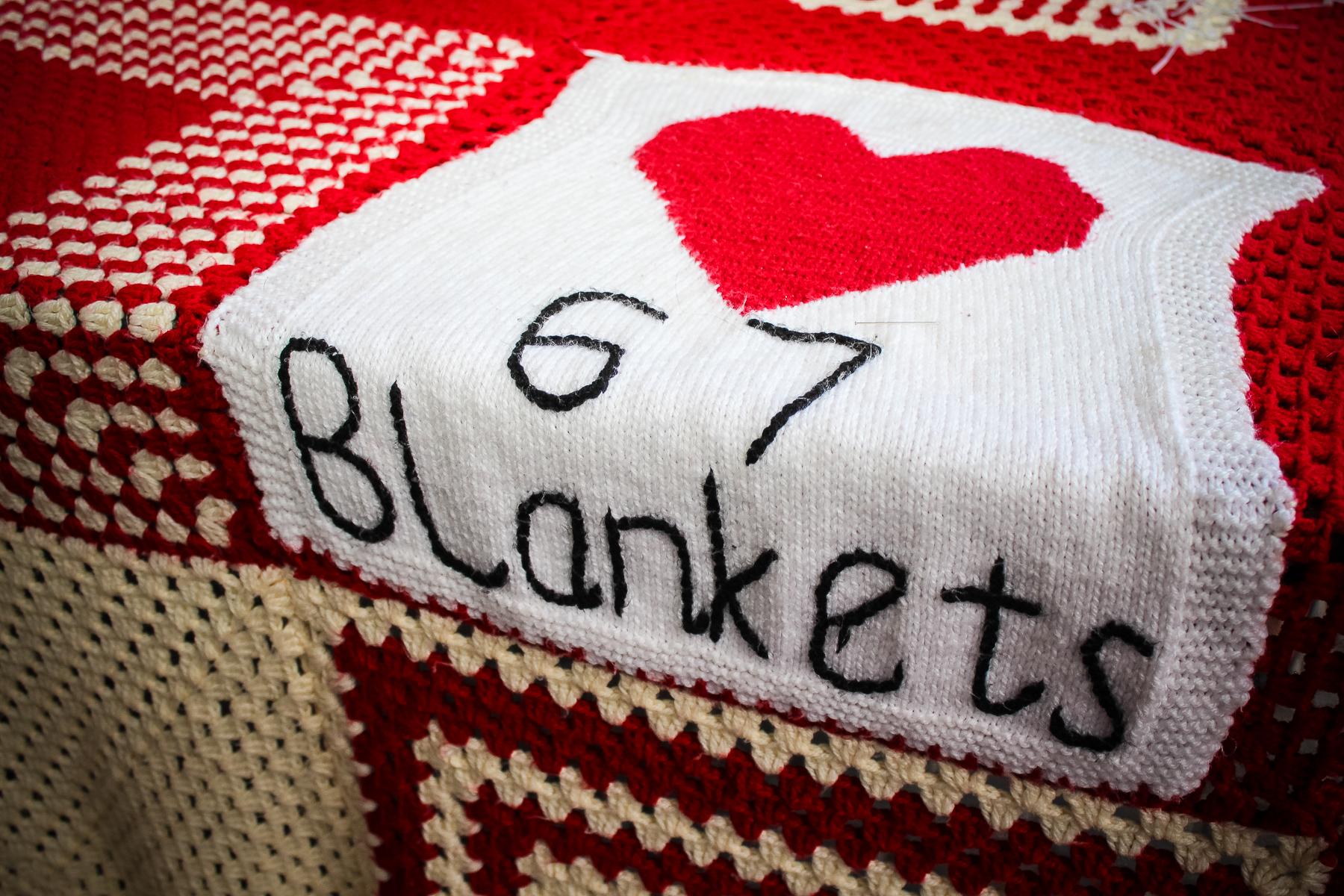 blankets nelson mandela