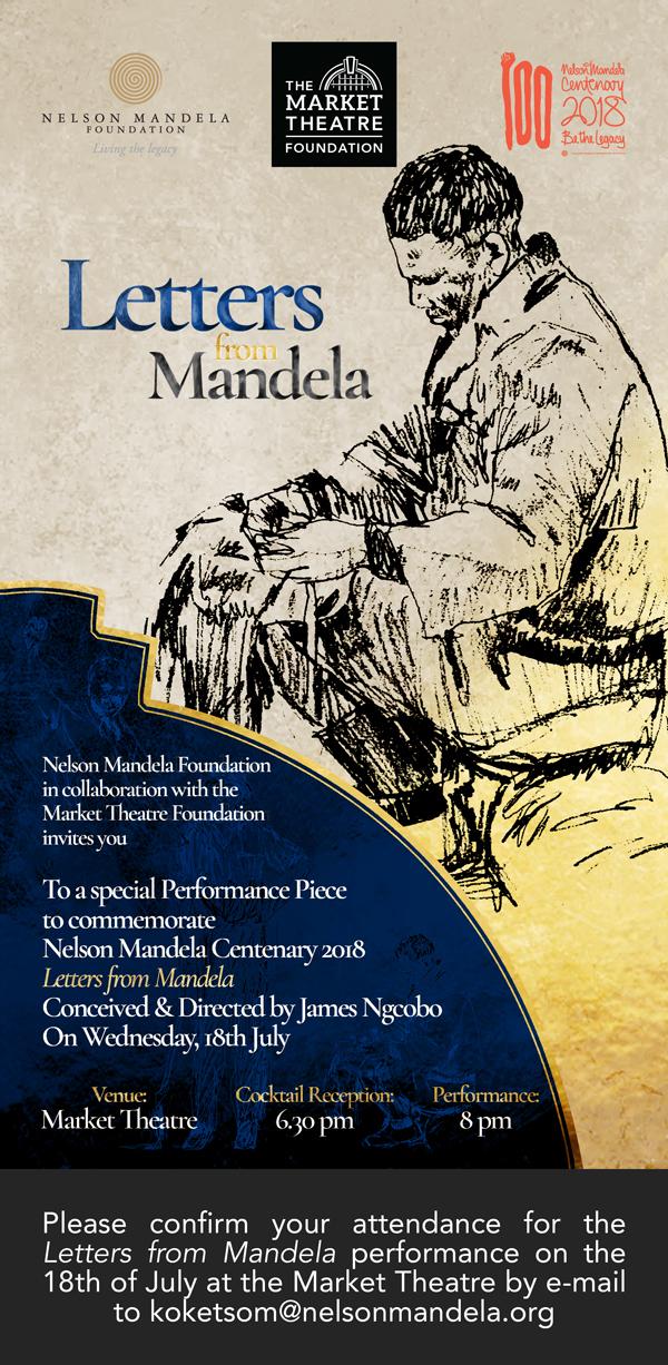 Mandela 100 – Nelson Mandela Foundation