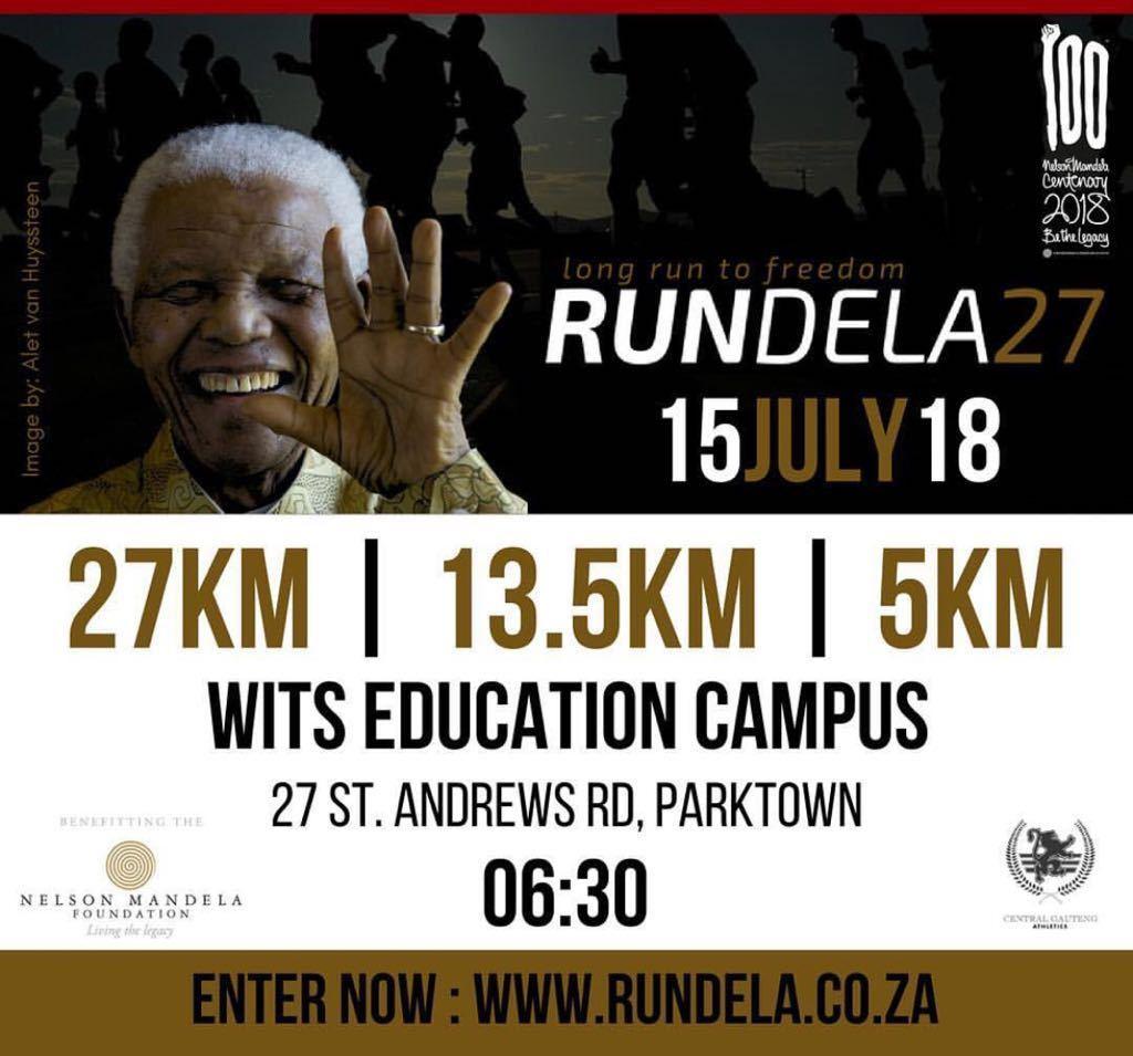 Mandela 100 Nelson Mandela Foundation