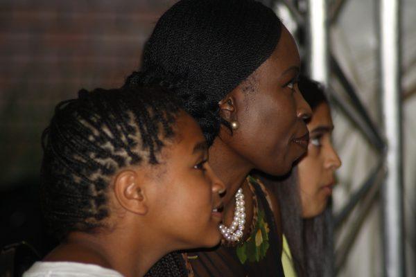 Elinor Sisulu and Rev Jesse Jackson remember: gallery