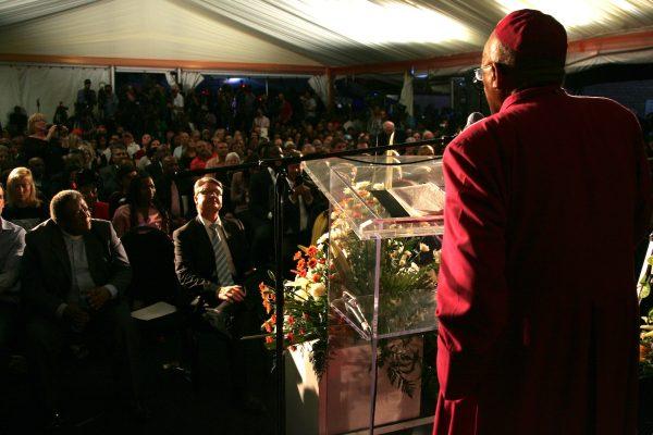 Memories of Mandela: Archbishop Desmond Tutu