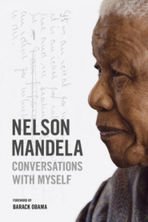 nelson m andela by himself m andela nelson